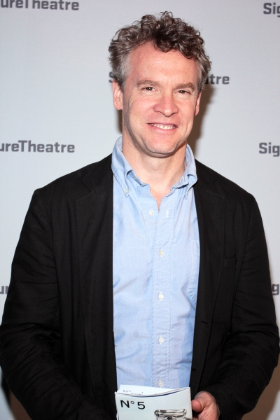 Tate Donovan at TITLE AND DEED Opens at Signature Theatre
