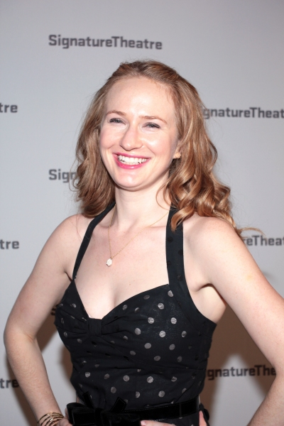 Photo Coverage: TITLE AND DEED Opens at Signature Theatre