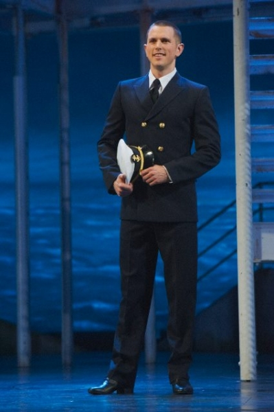 Photo Flash: AN OFFICER AND A GENTLEMAN- New Shots!