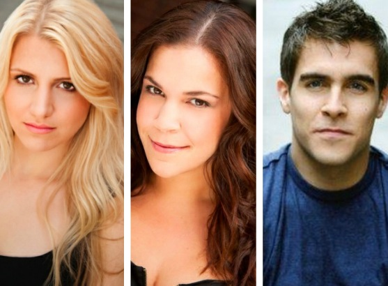 Annaleigh Ashford, Lindsay Mendez and More to Lead Pasek & Paul's DOGFIGHT at Second Stage Theatre