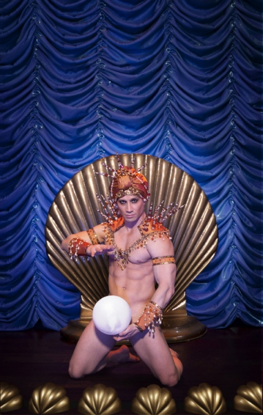 Cesar Abreu at BROADWAY BARES: Beach Burlesque Returns 6/2- First Look!