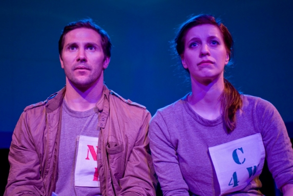 Josh Odor and Sara Gorsky