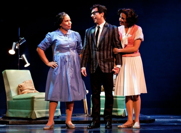 Photo Flash: Christopher Sutton et al. in BUDDY at Walnut Street Theatre