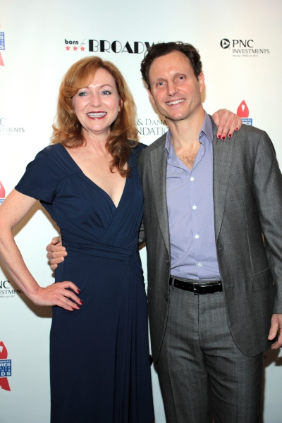 Julie White, Tony Goldwyn at Christian Noll & More at the Christopher & Dana Reeve Foundation Born For Broadway Benefit!