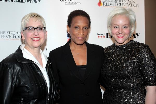 Marcia Milgrom Dodge, Rosemonde Pierre-Louis, Sarah Galli