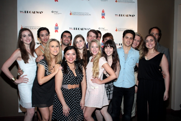 Photo Coverage: Christian Noll & More at the Christopher & Dana Reeve Foundation Born For Broadway Benefit!