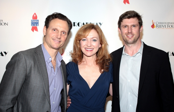 Tony Goldwyn, Julie White, Matthew Reeve