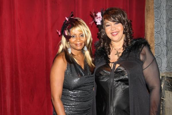 Tonya Pinkins and Deborah Gregory