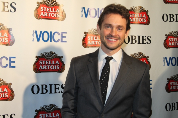 Hugh Dancy at 2012 Obie Awards - Winners & More!