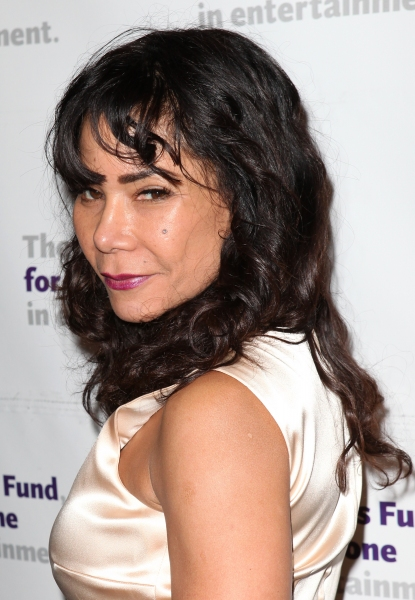 Daphne Rubin-Vega at The Stars Come Out to Honor Jerry Stiller, Harry Belafonte & More at The Actor's Fund Gala