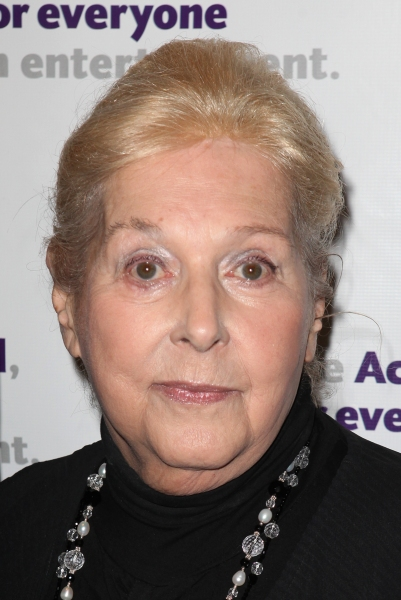 Marilyn Bergman  at The Stars Come Out to Honor Jerry Stiller, Harry Belafonte & More at The Actor's Fund Gala