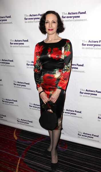 Bebe Neuwirth  at The Stars Come Out to Honor Jerry Stiller, Harry Belafonte & More at The Actor's Fund Gala