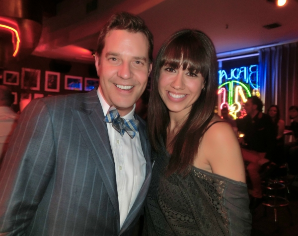 Steven Reineke, Colleen Ballinger at Georgia Stitt, Susan Egan et al. Perform at Birdland!