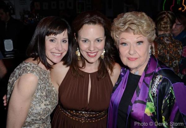 Photo Flash: Georgia Stitt, Susan Egan et al. Perform at Birdland!