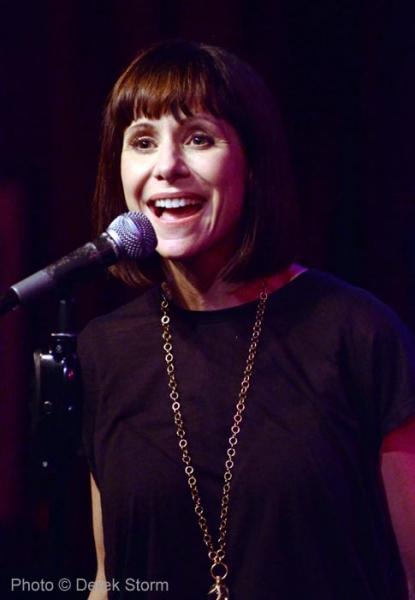 Photos: Georgia Stitt, Susan Egan et al. Perform at Birdland!