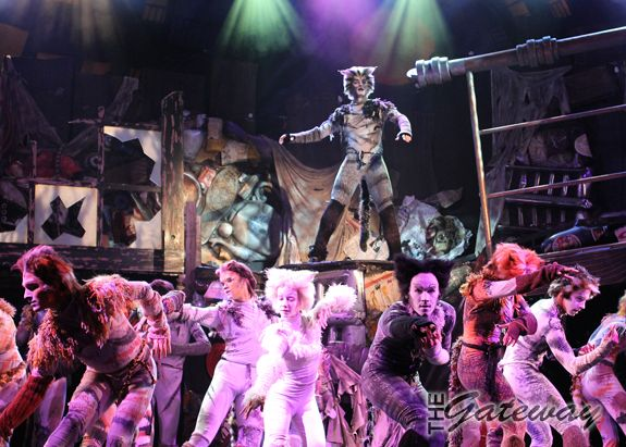 CATS at the Gateway Playhouse in Bellport, NY.