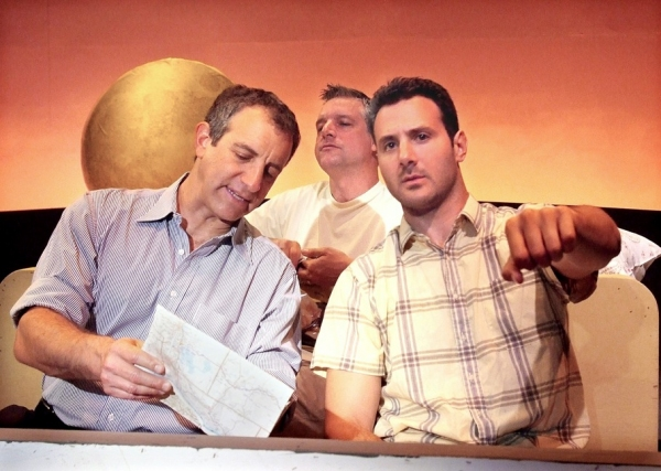 Bruce Nozick, David Starzyk and Daniel Kash Photo