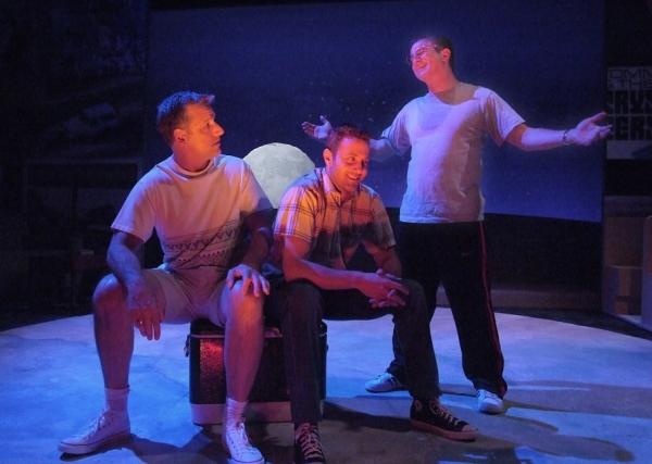 David Starzyk, Daniel Kash and Bruce Nozick Photo