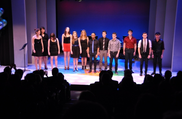 Pace Musical Theatre Ensemble-Claire Charland, Tony Clements, Julia Franklin, Kerri George, Kelsey Lake, Devin Lewis, Chris Nolan, Hayley Anna Norris, Katy Rea, Michael Ryan, Nick Sanza
