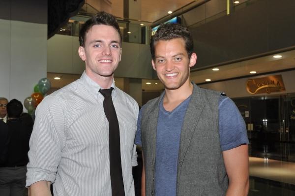 Jake Odmark and Patrick Cragin