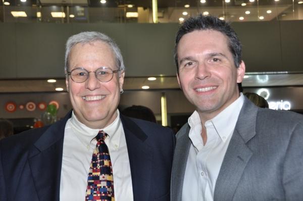 Robert Goldberg and Jim Kierstead