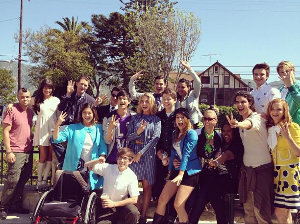 SOUND OFF: GLEE's Graduates Say Goodbye