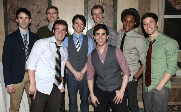 Photo Coverage: Inside New York Theatre Workshop's 2012 Gala!