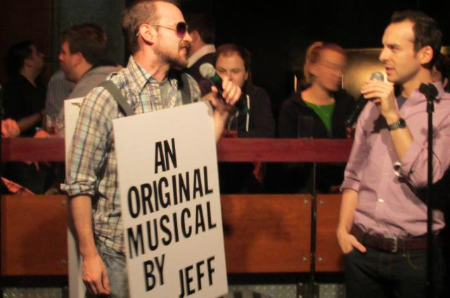 'The Showtune Mosh Pit' for May 23rd, 2012