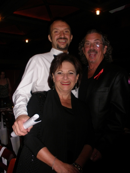 Susan Winter, Joseph Macchia and Jay Rogers