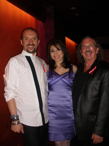 Joseph Macchia Valerie Smaldone and Jay Rogers