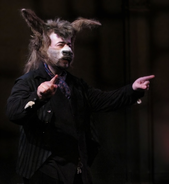 Photo Flash: Sneak Peek at Frog & Peach Theatre's A MIDSUMMER NIGHT'S DREAM Feat. Lenny Ciotti as Puck