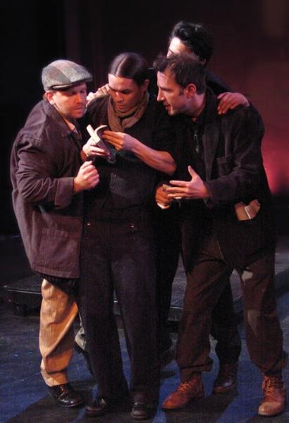 Robert Gonyo, Marcus Watson, Jack Sochet Photo
