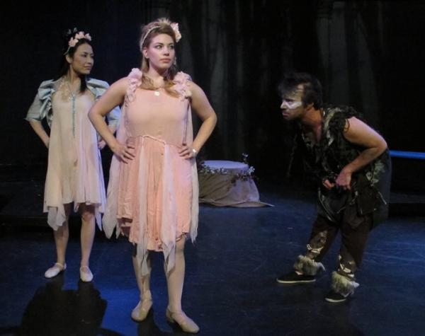 Nozomi Kawaguchi, Alexandra Poncelet Del Sol, Lenny Ciotti Photo