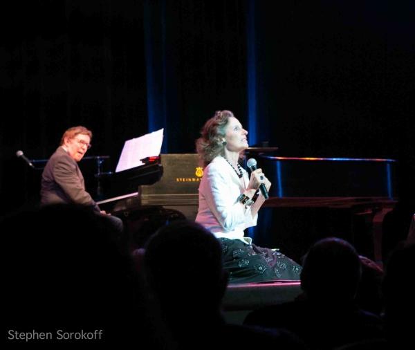Shelly Markham & Andrea Marcovicci