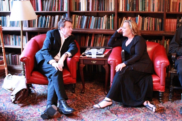 Don Stephenson and Allison Mackie Photo