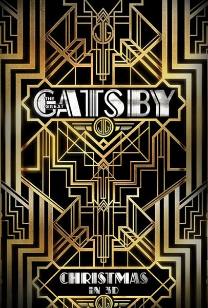 Photo Flash: First Look - Poster Art for THE GREAT GATSBY