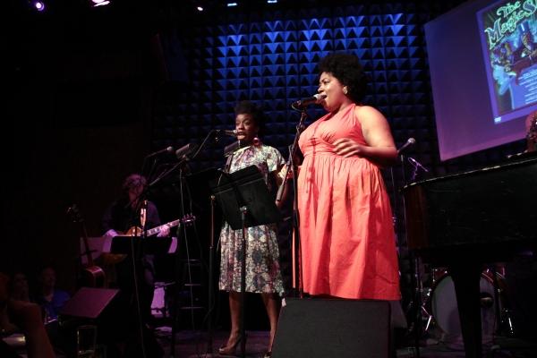 Uzo Aduba, Celisse Henderson at GODSPELL Cast Sings the Songs of Stephen Schwartz - Corbin Bleu & More!
