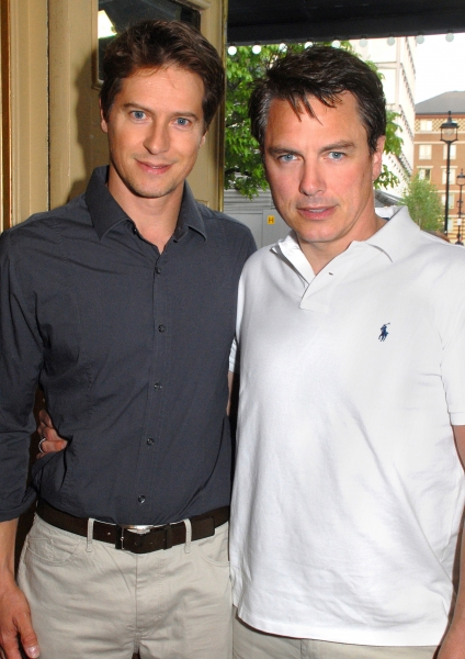 Scott Gill & John Barrowman
