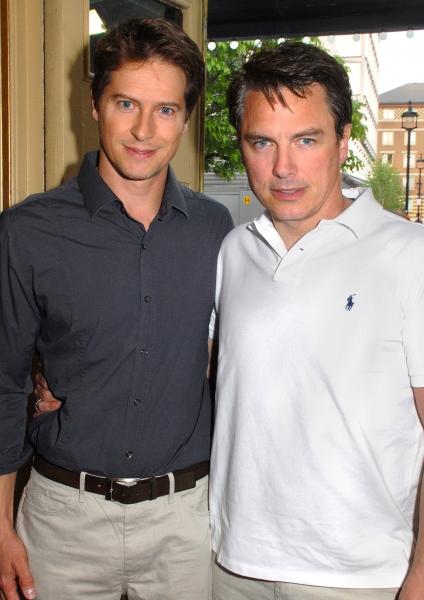 Scott Gill & John Barrowman