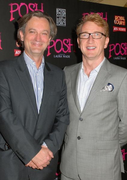 Simon Shepherd & Steffan Rhodri