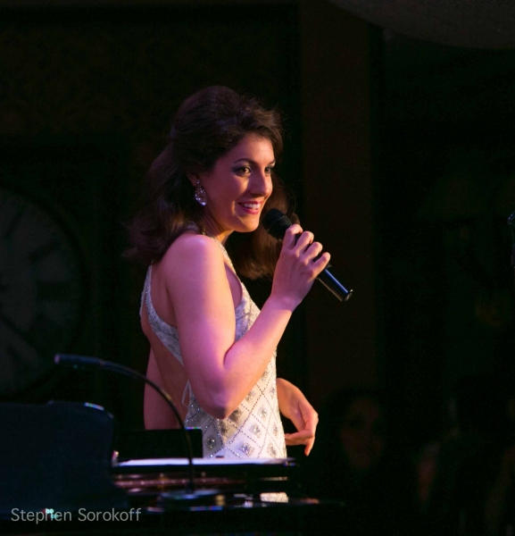 Photo Coverage: Jennifer Sheehan Brings 'I Know A Place' to Feinstein's at Loews Regency