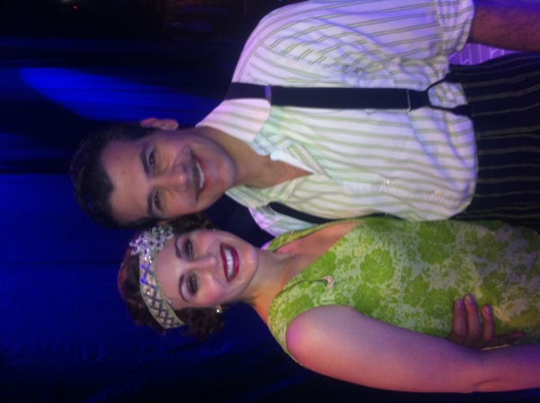 Stephanie Martignetti and Joey Sorge