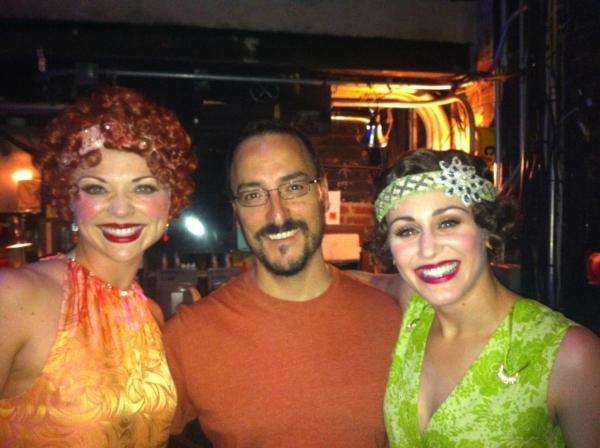 Kristen Beth Williams, Tom Murray (Music Director), and Stephanie Martignetti Photo