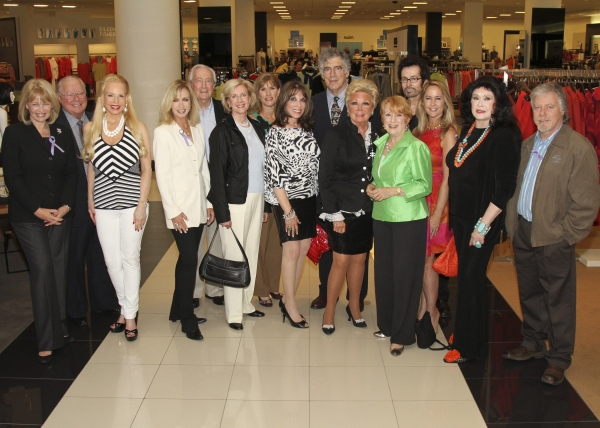 Ilene Graff, Warren Berlinger, Brenda Dickson, Donna Mills, James Karen, Channing Cha Photo