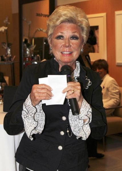 Mitzi Gaynor at Mitzi Gaynor Hosts Tony Awards VIP Kick-Off!