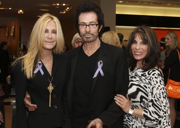 Joan Van Ark, George Chakiris and Kate Linder