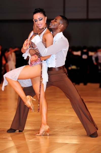 Photo Flash: Emmanuel Pierre-Antoine & Liana Churilova Join WE ARE THE CHAMPIONS at Westchester, 6/12