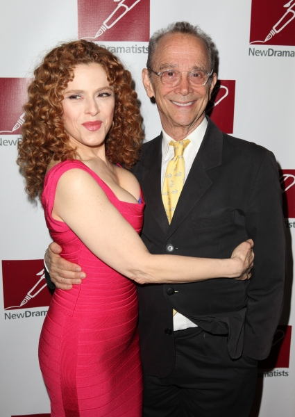 Photos: Joel Grey & More Honor Bernadette Peters with New Dramatists Lifetime Achievement Prize