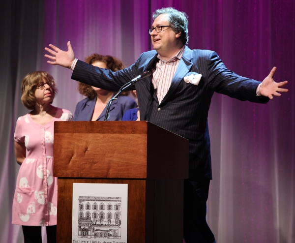 Jackie Hoffman, Mary Testa, Kerry Butler & Douglas Carter Beane at The Helen Hayes Theatre Turns 100! Harvey Fierstein & More!