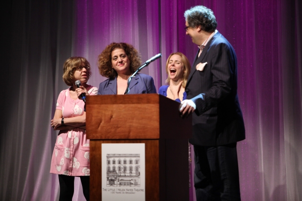 Jackie Hoffman, Mary Testa, Kerry Butler & Douglas Carter Bean